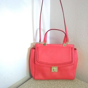 Kate Spade NY Pebbled Leather Bag